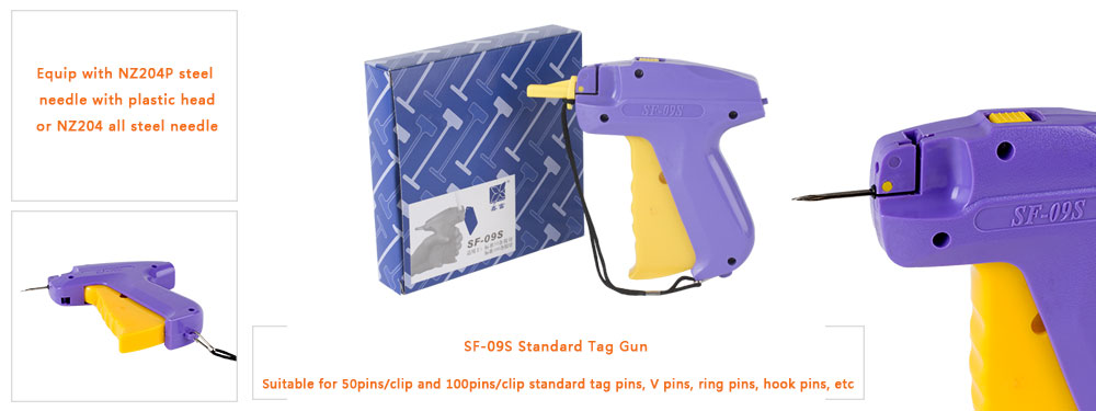 features of our 09s tag gun