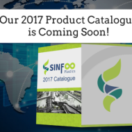 SINFOO 2017 Product Catalog is Coming Soon!