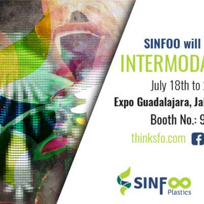 Sinfoo at INTERMODA 2017, SINFOO will be attending the upcoming INTERMODA trade show in Mexico! Come visit us there to learn more about us, make orders at the show and get exclusive discounts! We'll see you there!
