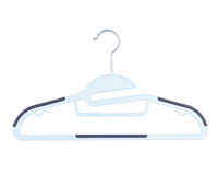 clothes drying hanger front view